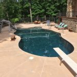 Custom pool knoxville
